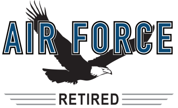 Retiree Air Force_BlkEagle